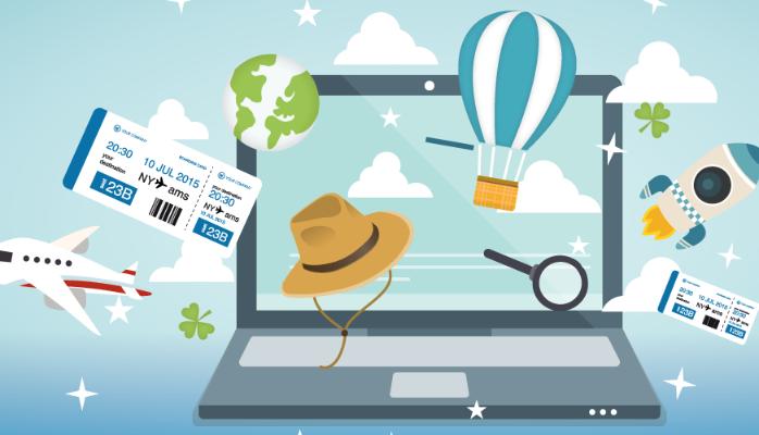 آژانس مسافرتی آنلاین