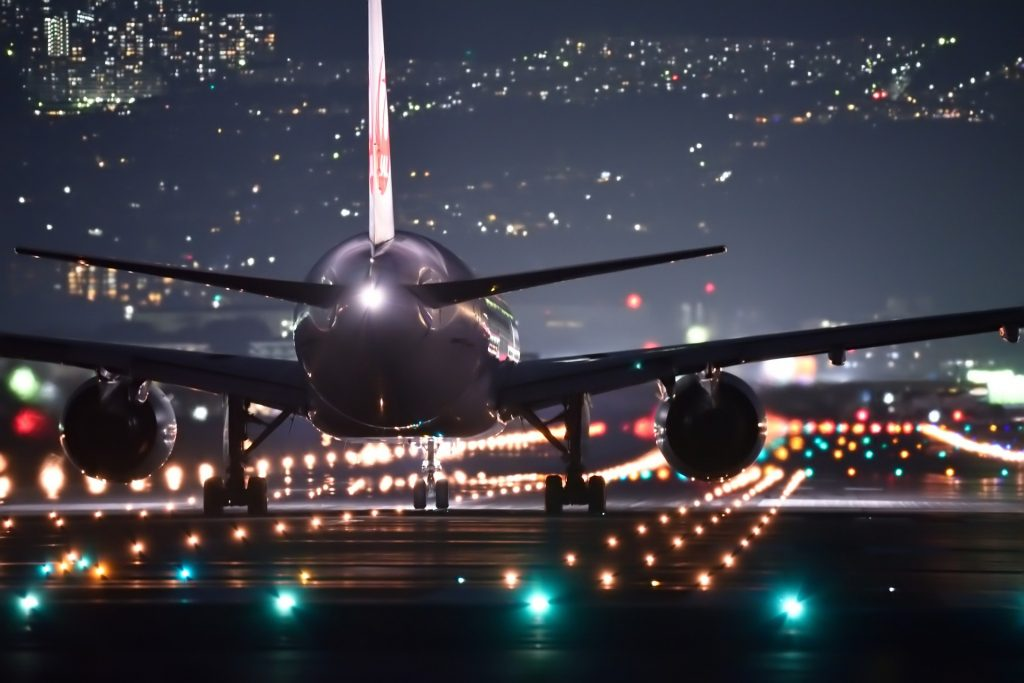 هواپیما, ایرلاین