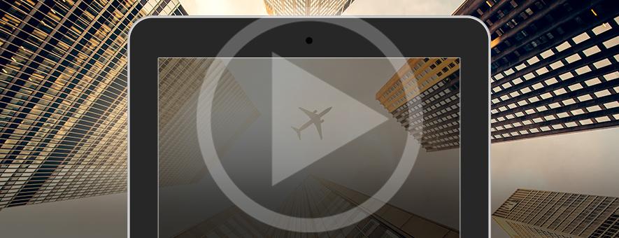 طراحی سایت آژانس هوایی