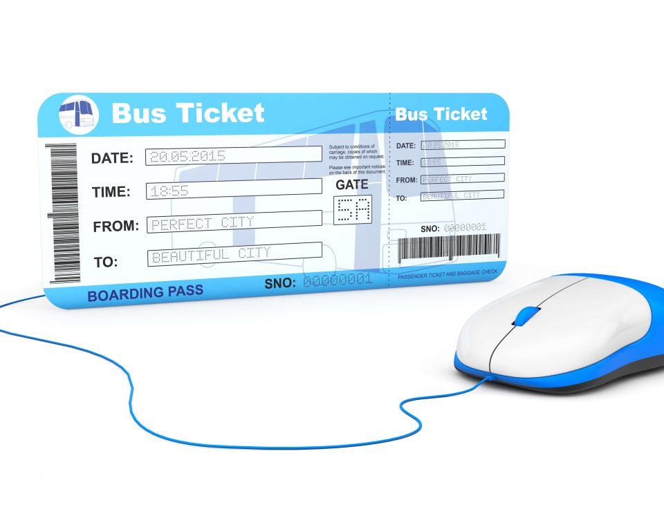 سیستم رزرو اتوبوس