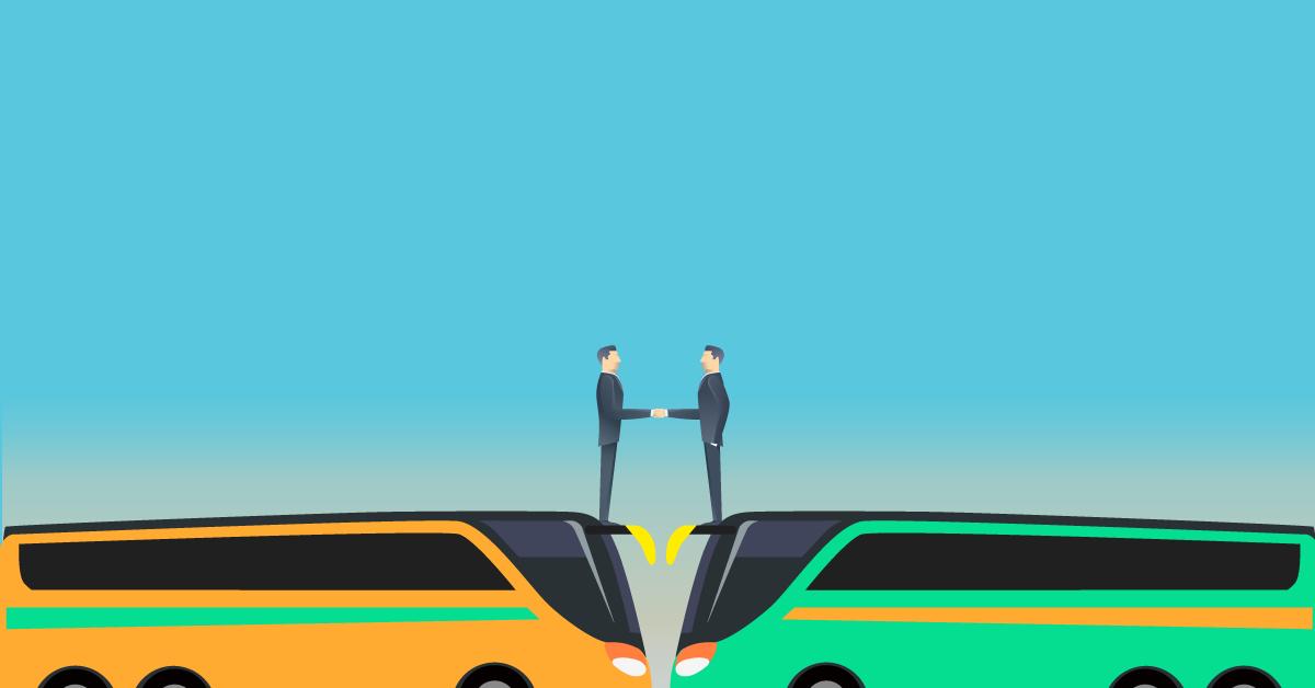 سیستم رزرواسیون اتوبوس